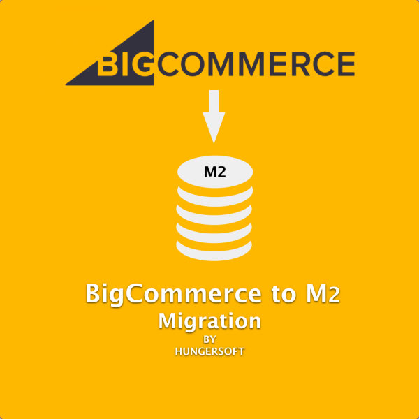 BigCommerce to Magento 2 data-migration