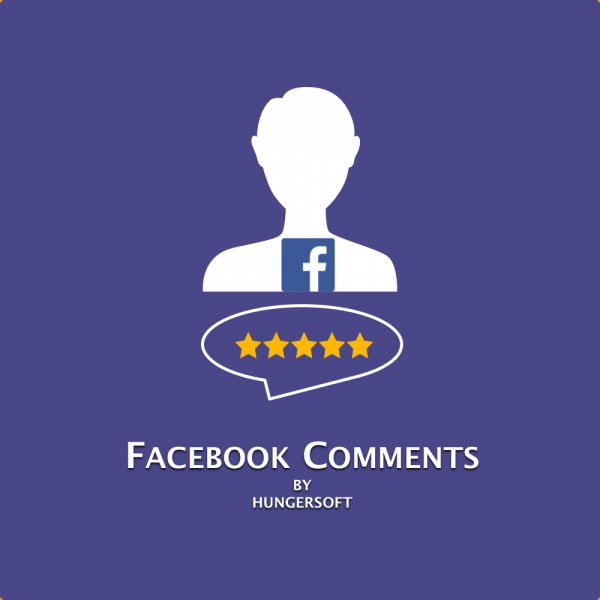 Facebook Commets extension for Magento 2