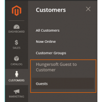 Guest to customer 2