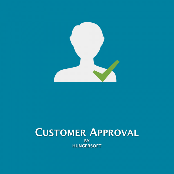 Customer Approval - Magento 2