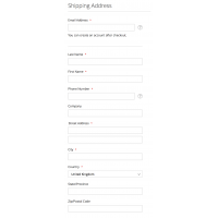 One Step Checkout - Custom address field position - Frontend -Magento 2