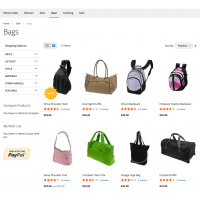 Product Labels - Hot Sellers Block - Category Page - Labels Display - Magento 2