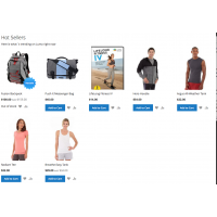 Product Labels - Hot Sellers Block - Labels Display - Magento 2