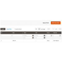 Product Labels - Manage Product Label Rules - Magento 2