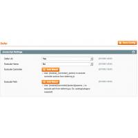 Magento Defer JS - Configuration