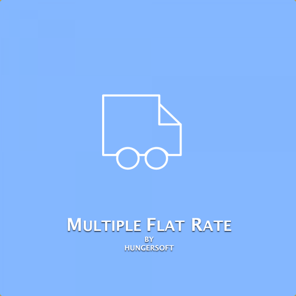 Multiple flat rate