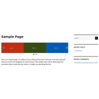 Responsive Banner Slider - Carousel - Wordpress